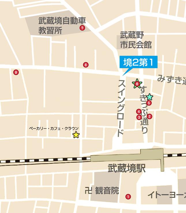 配布マップ